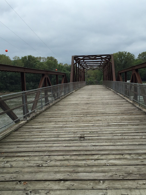 Horn's Ferry Bridge Marion County, IA Completed in 1881